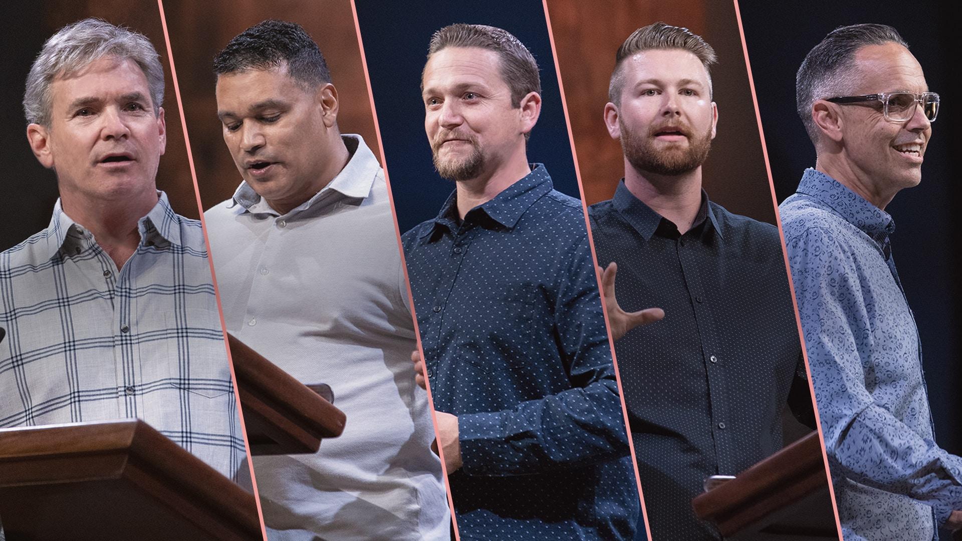Returning – Passion Wednesday Message