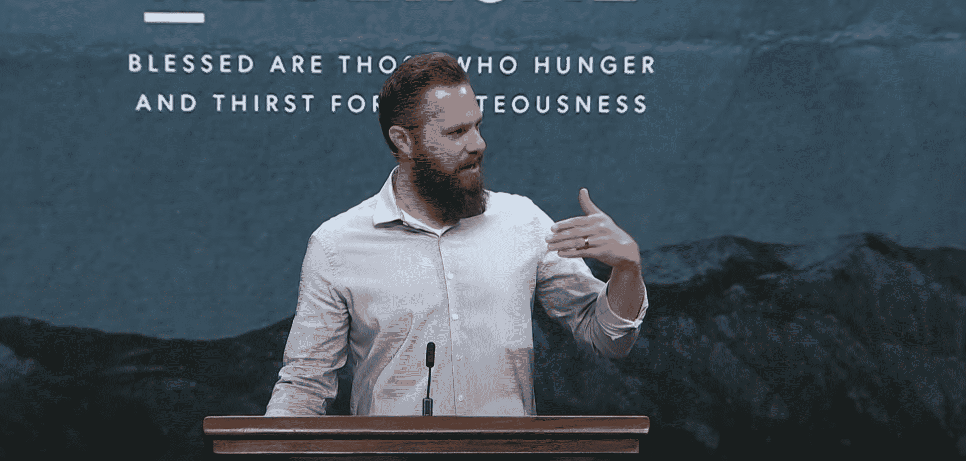 The Great Reversal: Those Who Hunger And Thirst For Righteousness